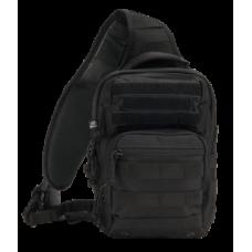 Taška přes rameno US Cooper EDC - černá