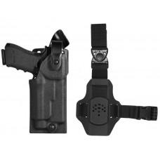 Stehenní pouzdro VegaHolster Malý panel - Glock 17/19 s TLR-1/2