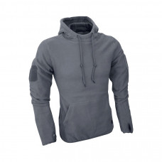 Mikina Viper Tactical Fleece Hoodie - Titanium