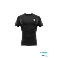 Pánské lehké funkční tričko Scutum Wear Christoph, černé