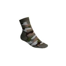 Vojenské antibakteriální ponožky MULTICAM / CAMOGROM